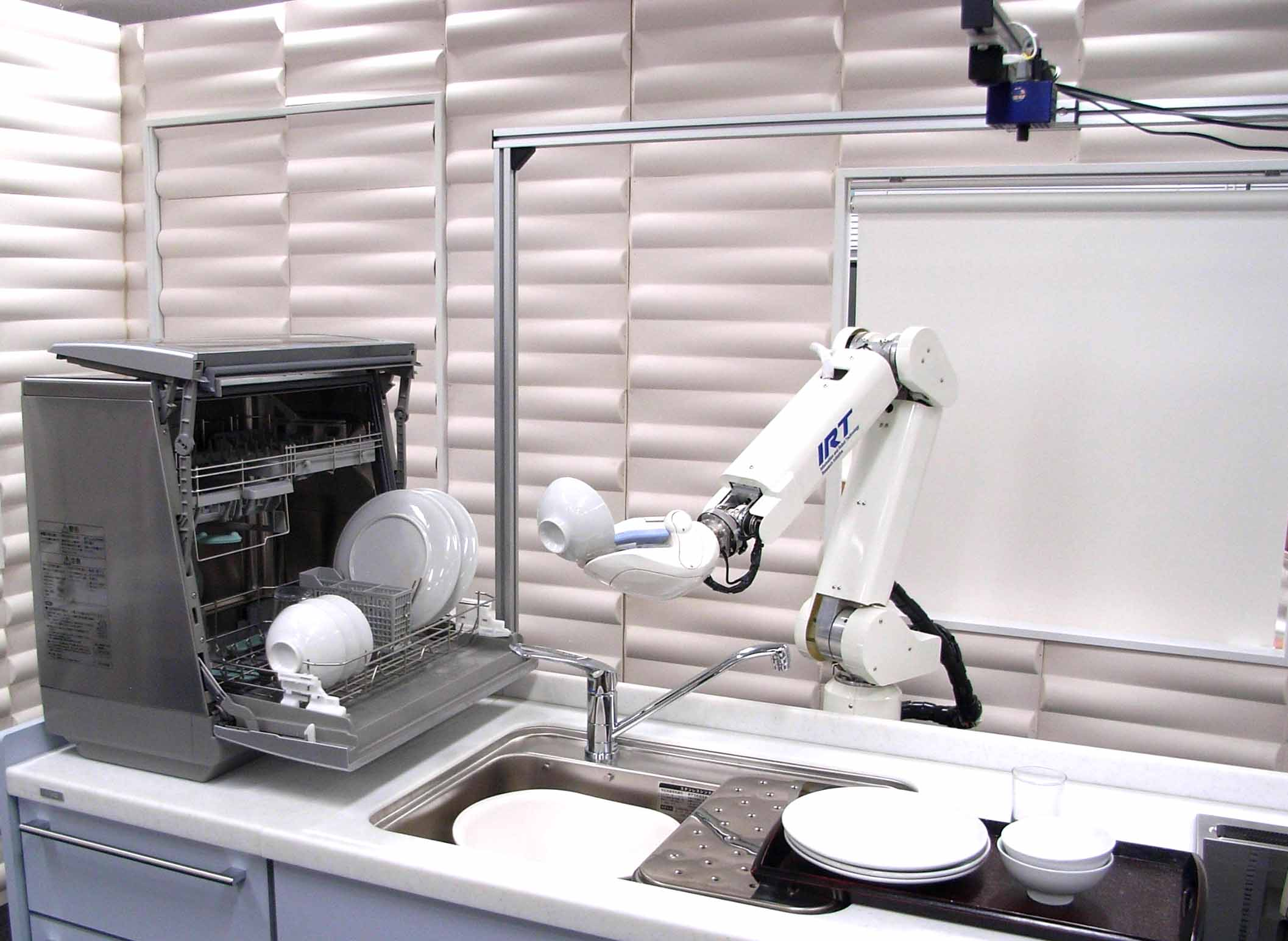 Irt Robot Systems Research At Jsk